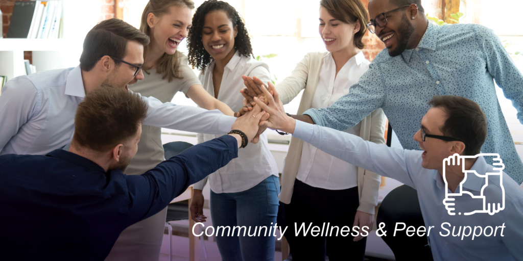 NTTAC Community Wellness and Peer Support
