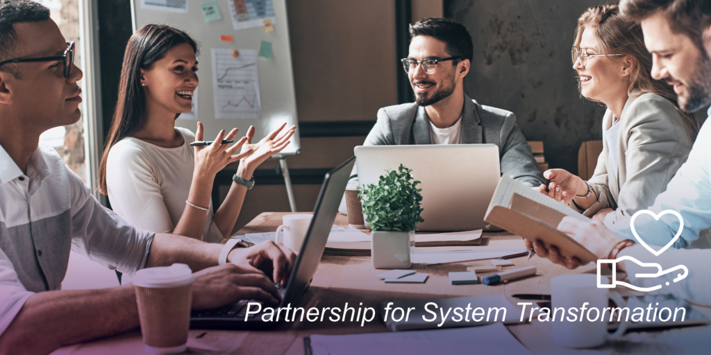 NTTAC Partnership for System Transformation