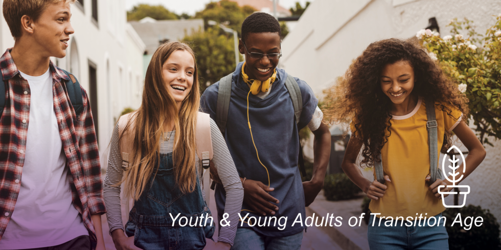 NTTAC Youth and Young Adults of Transition Age